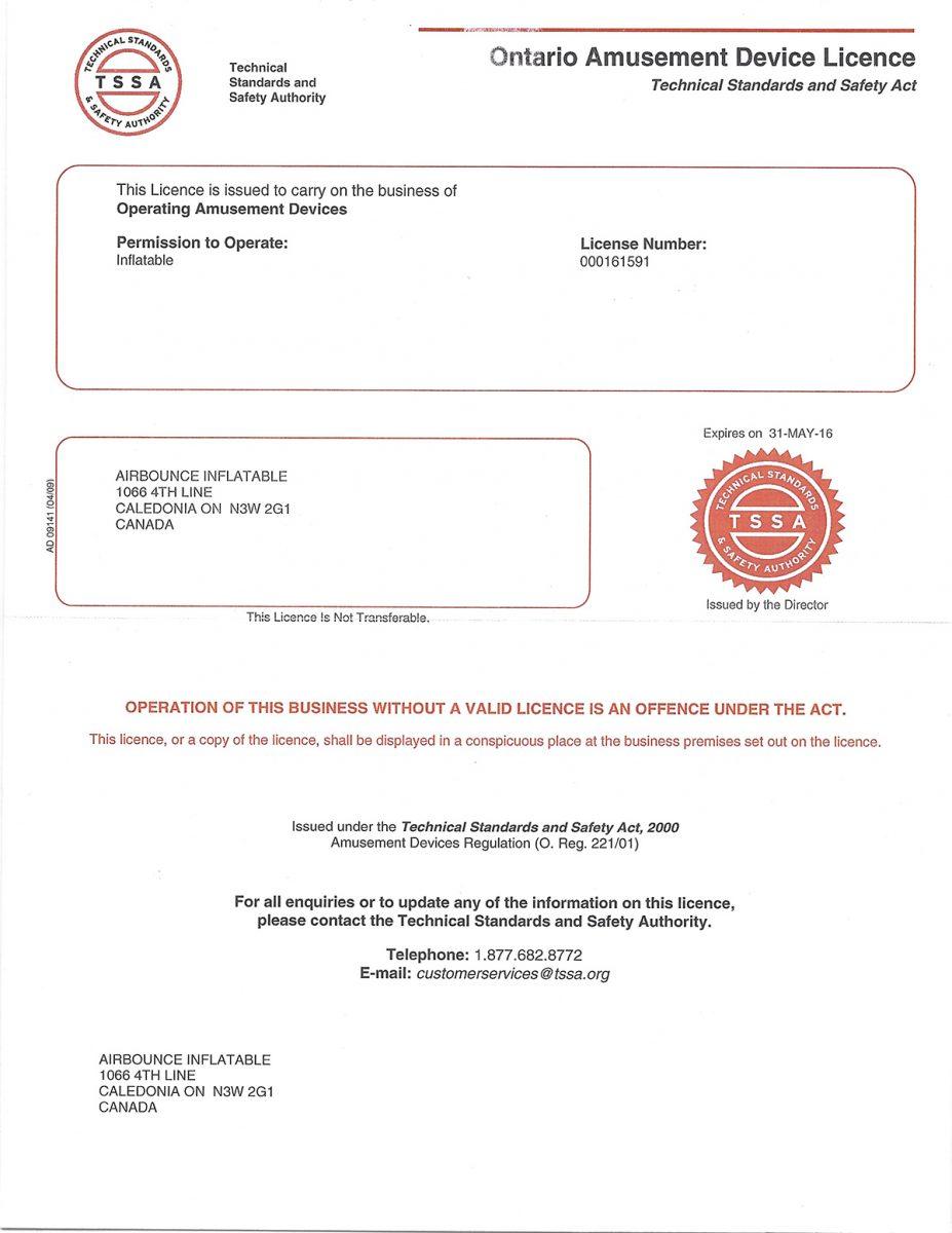 TSSA-License-2015