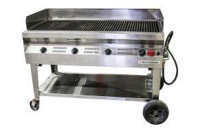 4' Propane BBQ