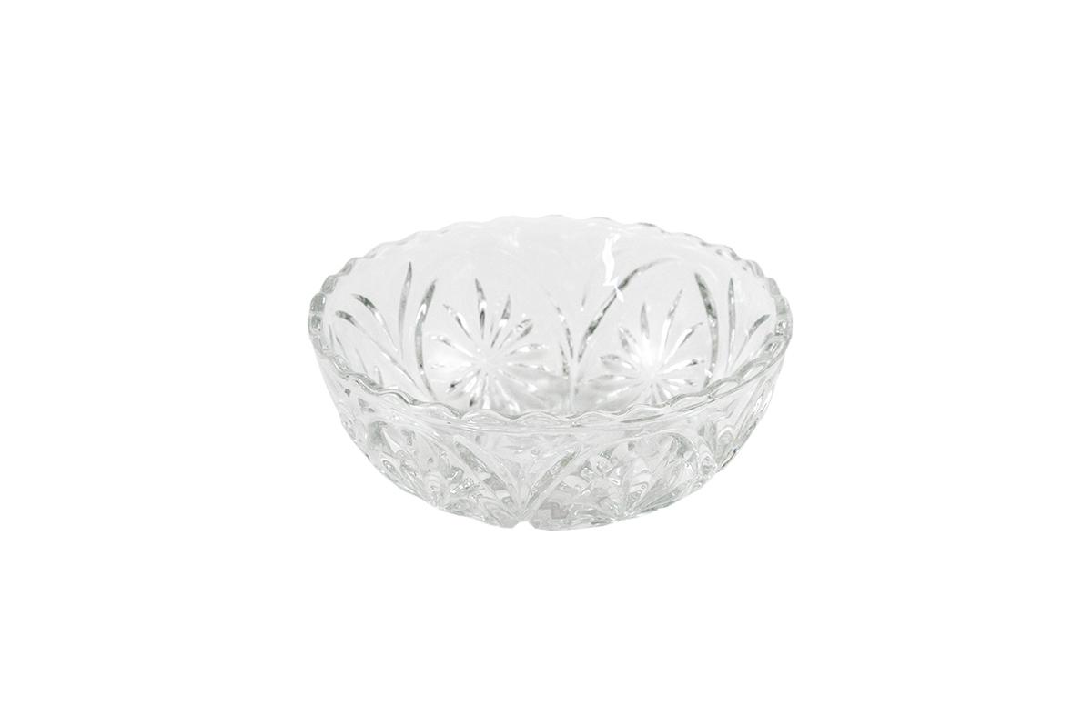Small Glass Condiment Bowl