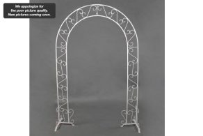 Arch White/Antique